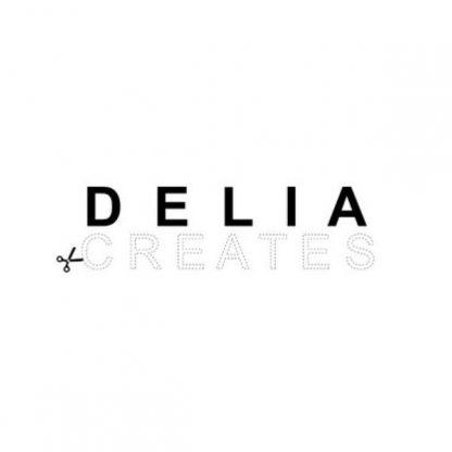Delia Creates Logo